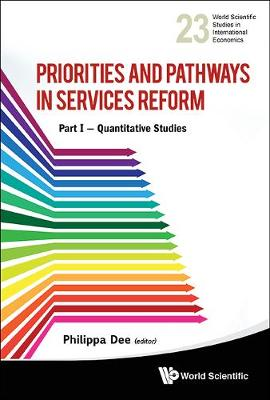 Priorities And Pathways In Services Reform - Part I: Quantitative Studies