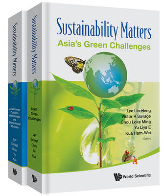 Sustainability Matters (In 2 Volumes)