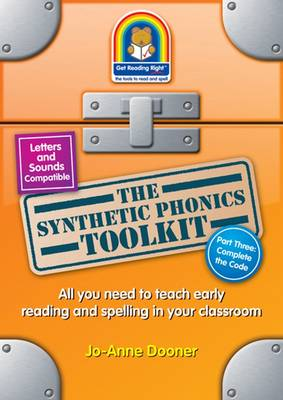 The Synthetic Phonics Toolkit: Pt. 3