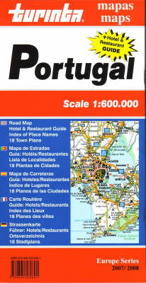 Portugal: Portugal + Hotel and Restaurant Guide: 2007-2008