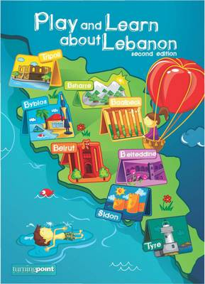 Play and Learn About Lebanon: No.2