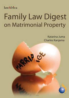 Family Law Digest: Matrimonial Property