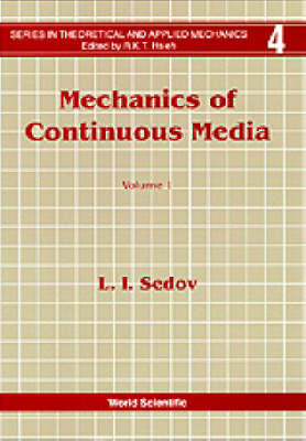 Mechanics Of Continuous Media (In 2 Volumes)