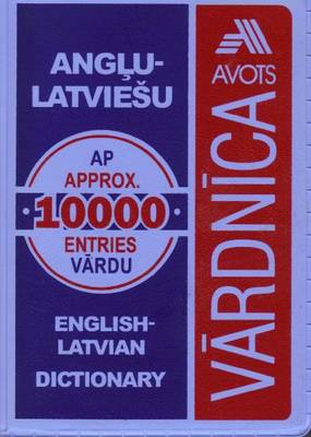 English to Latvian Dictionary: 10,000 Words