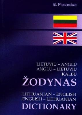 Lithuanian-English and English-Lithuanian Dictionary: 25,000 Words and Phrases