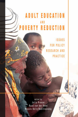 Adult Education and Poverty Reduction: Issues for Policy, Research and Practice