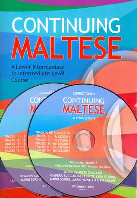 Continuing Maltese: A Lower Intermediate to Intermediate Level Course