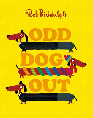 Signed: Odd Dog Out - signed copy
