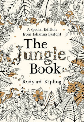 Signed by Johanna Basford: The Jungle...