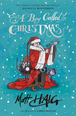 Signed: A Boy Called Christmas -...