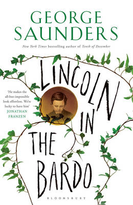 Signed: LINCOLN IN THE BARDO - signed copy