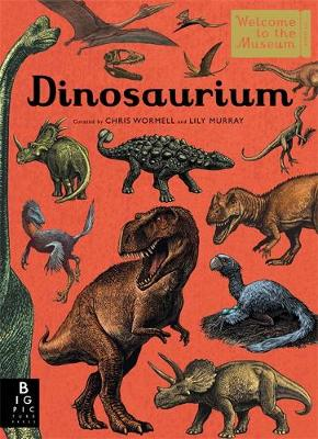 Signed Copy - Dinosaurium