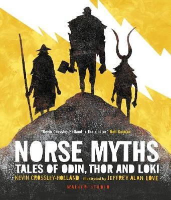 Signed Copy - Norse Myths: Tales of...