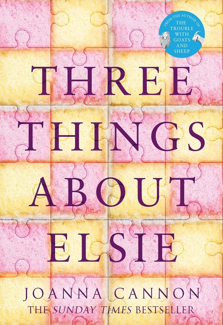 Signed Copy - Three Things About Elsie