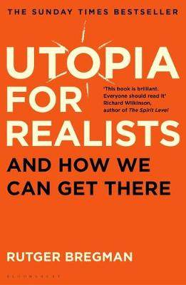 Signed Copy - Utopia For Realists