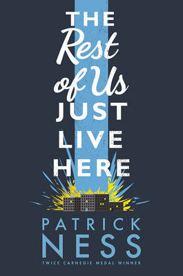 The Rest of Us Just Live Here - signed first edition