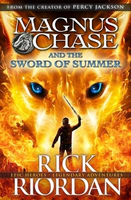 Magnus Chase and the Sword of Summer - signed first edition