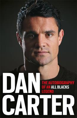 Dan Carter - signed first edition