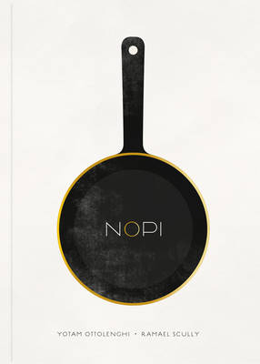 Nopi: The Cookbook - signed first...