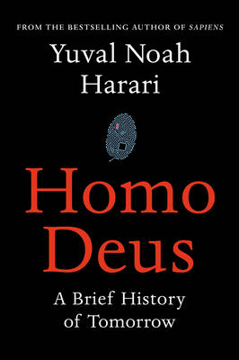 Signed: Homo Deus - signed first edition