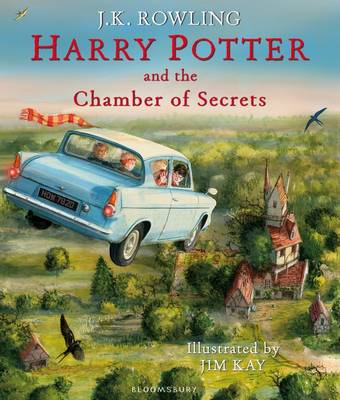 Signed: Harry Potter and the Chamber...