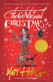 Signed: The Girl Who Saved Christmas ...