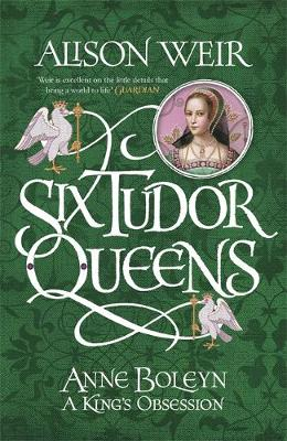Signed First Edition - Six Tudor Queens