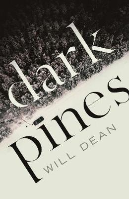 Signed First Edition - Dark Pines
