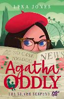 Click to view product details and reviews for The Silver Serpent Agatha Oddly Book 3.