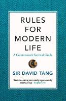 Click to view product details and reviews for Rules For Modern Life A Connoisseurs Survival Guide.