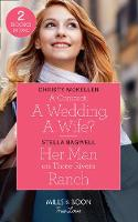 Click to view product details and reviews for A Contract A Wedding A Wife A Contract A Wedding A Wife Her Man On Three Rivers Ranch Men Of The West Mills Boon True Love.