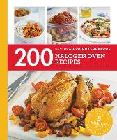 Click to view product details and reviews for Hamlyn All Colour Cookery 200 Halogen Oven Recipes Hamlyn All Colour Cookbook.