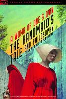 Click to view product details and reviews for The Handmaids Tale And Philosophy A Womb Of Ones Own.