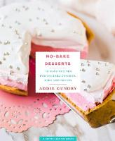 Click to view product details and reviews for No Bake Desserts 103 Easy Recipes For No Bake Cookies Bars And Treats.
