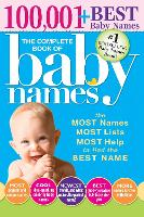 Click to view product details and reviews for The Complete Book Of Baby Names The Most Names 100 001 Most Unique Names Most Idea Generating Lists 600 And The Most Help To Find The Perfect Name.