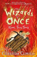 Click to view product details and reviews for The Wizards Of Once Knock Three Times Book 3.