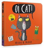 Click to view product details and reviews for Oi Cat Board Book.