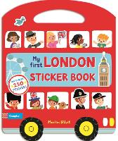 Click to view product details and reviews for My First London Sticker Book.