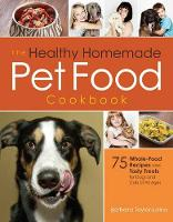 Click to view product details and reviews for The Healthy Homemade Pet Food Cookbook 75 Whole Food Recipes And Tasty Treats For Dogs And Cats Of All Ages.