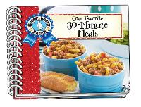 Click to view product details and reviews for Our Favorite 30 Minute Meals.