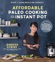 Click to view product details and reviews for Affordable Paleo Cooking With Your Instant Pot Quick Clean Meals On A Budget.