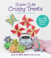 Click to view product details and reviews for Super Cute Crispy Treats Nearly 100 Unbelievable No Bake Desserts.