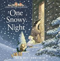 One Snowy Night (A Percy the Park...