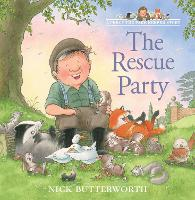 The Rescue Party (A Percy the Park...