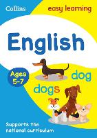 English Ages 5-7: KS1 Home Learning...