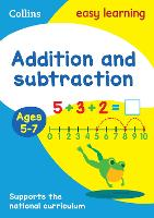 Addition and Subtraction Ages 5-7:...
