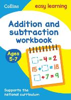 Addition and Subtraction Workbook ...