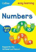 Numbers Ages 5-7: Prepare for school...