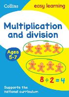 Multiplication and Division Ages 5-7:...