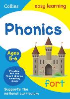 Phonics Ages 5-6: Prepare for school...